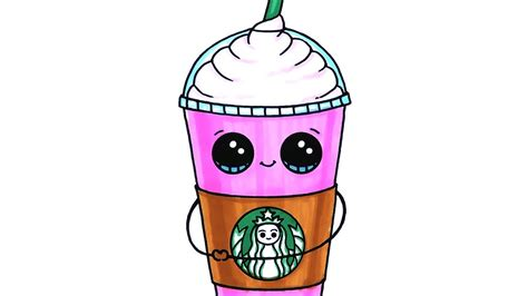 Starbucks Coloring Pages