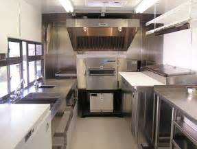 Kitchen Exhaust Hood by Pizza Trucks Of Canada Design