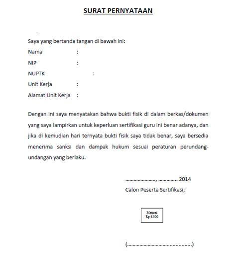 dokumen yang harus dipersiapkan calon peserta plpg 2014 forum ptk