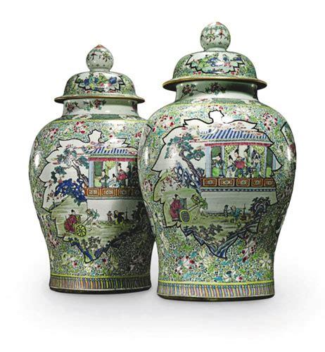 vasi cinesi di valore dipinti antichi e xix secolo tappeti e arte asiatica