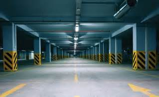 beleuchtung garage led parking garage lighting myledlightingguide