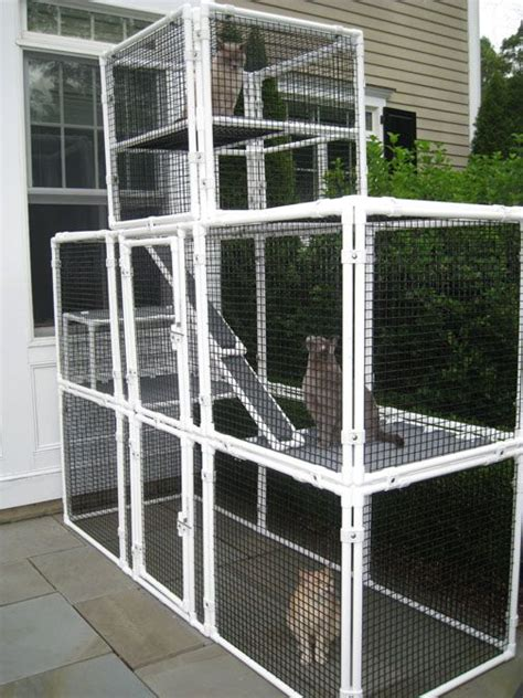 38 best images about cat diy cat enclosure on