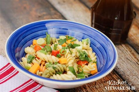 cheap pasta salad recipes for a crowd