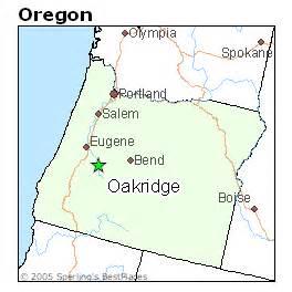 map of oakridge oregon best places to live in oakridge oregon
