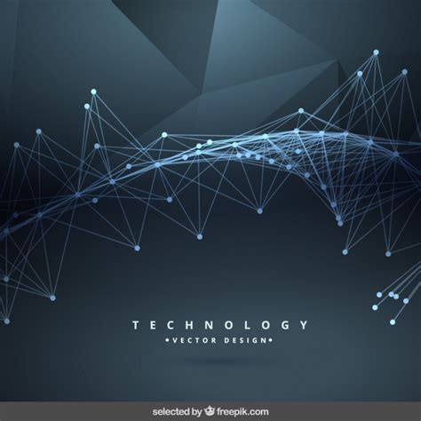 black abstract wallpaper vector black technology abstract background vector free download