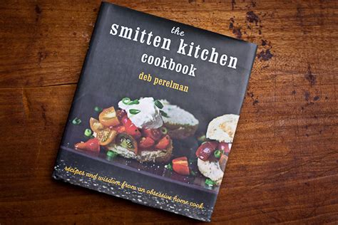 Smitten Kitchen Cookbook by On Cookbook Shelf The Smitten Kitchen Cookbook And A
