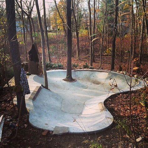 Backyard Bowls Sb Forest Skate Bowls Adventure Style Last