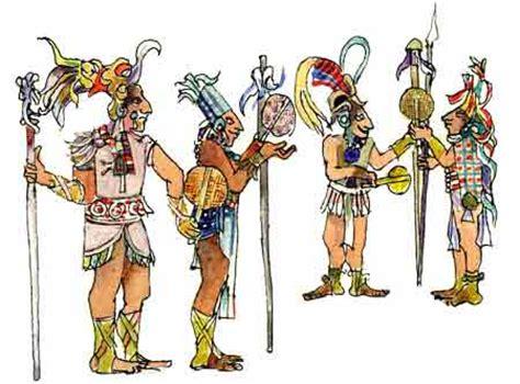 imagenes mayas animadas los mayas