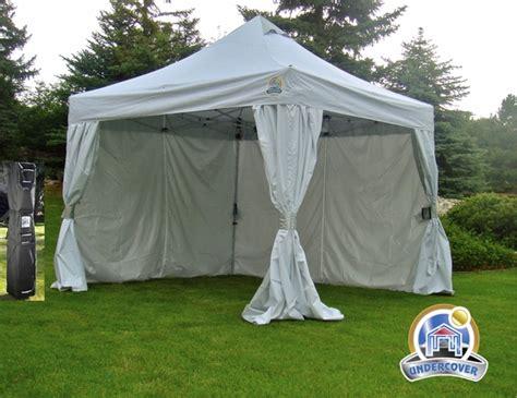 Undercover Canopy Undercover 10x10 R 2 Professional Vending Aluminum Frame