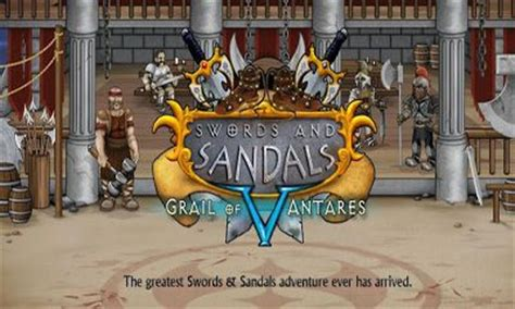 swords and sandals 5 swords and sandals 5 android apk swords and sandals