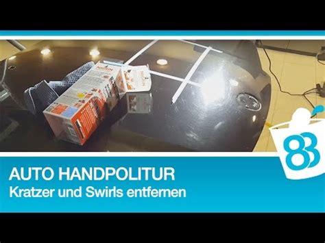Kratzer Entfernen Auto Video by Kratzer Polieren Auto Videolike