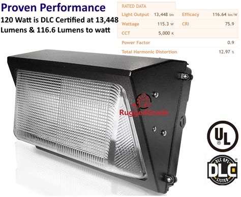 led dusk to dawn light reviews 120 led wall pack 15 000 lumens dusk to dawn