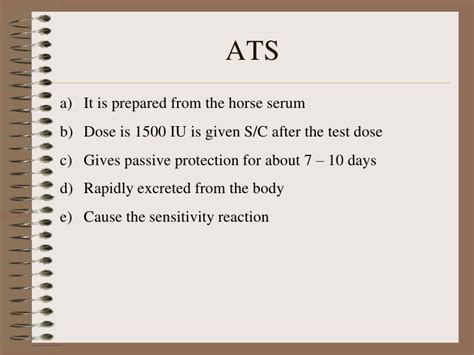 Serum Anti Tetanus tetanus lock jaw