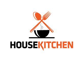 kitchen logo design house kitchen logo design 48hourslogo com