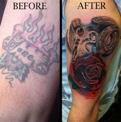 tattoo cover up fails whydididothat failed love spawns horrible tattoo cover ups