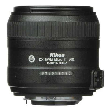 Nikon 35mm F 1 8g Ed Lensa Kamera jual nikon af s dx micro 40mm f 2 8g harga dan spesifikasi