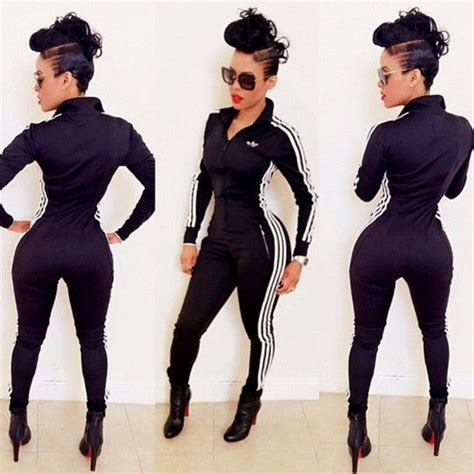 Set Wedges Jump Moussy Pink 2in1 Kid adidas jumpsuit jumpsuit adidas tracksuit adidas black bodysuit adidas suit