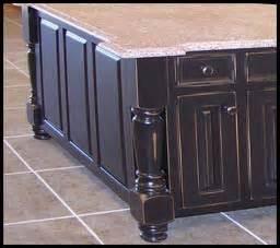 kitchen cabinets on legs kitchen island legs wooden island legs for kitchen cabinets