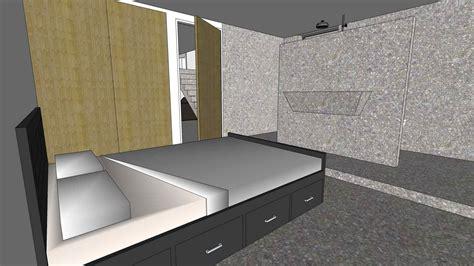 kosten woonark bouwen duurzame woonboot 2 project interieur slaapkamer 2