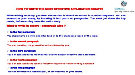 Mba Application Cycle by Mba Application Process Collmissionstats