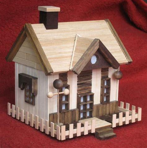 desain jembatan dari stik es krim gambar miniatur rumah dari stik dan contoh kerajinan