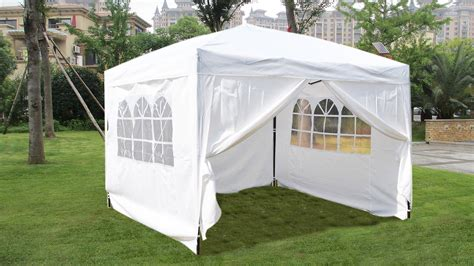 Awnings With Sides by Mcombo 10x10 10x20 Ez Pop Up Wedding Tent Folding