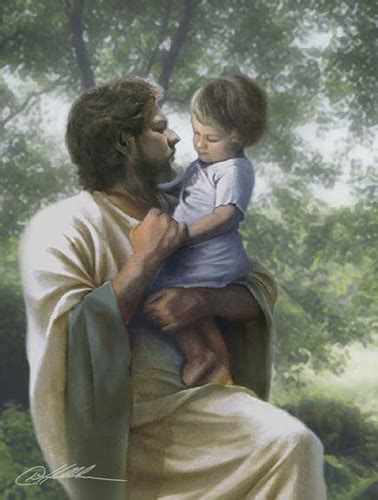 imagenes de jesucristo abrazando a un niño jesus y un ni 241 o jorge flickr