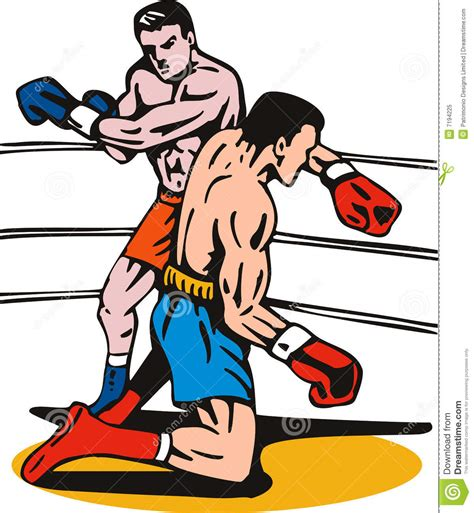 boxing clipart boxing knockout clipart