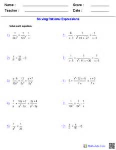 algebra 2 worksheets dynamically created algebra 2