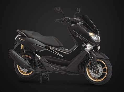 2018 yamaha nmax 155 launched in indonesia at idr 26 300 000