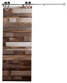 Slatted Interior Doors Reclaimed Wood Horizontal Slat Barn Door Rustic Interior Doors By Rustica Hardware