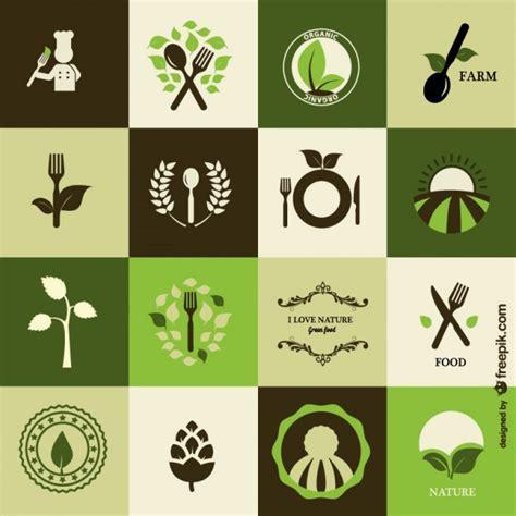 imagenes vectores cocina iconos de cocina org 225 nica descargar vectores gratis