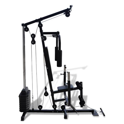vidaxl nl home fitness workout station