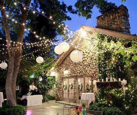 25  Amazing Garden Wedding Lighting Design Ideas ? OOSILE