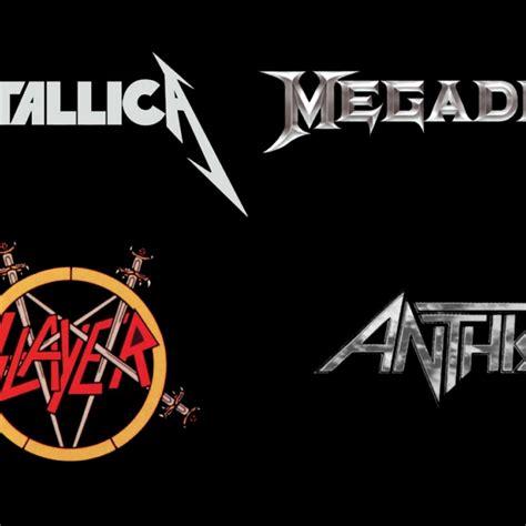 8tracks radio and metallica for all covers mix 8tracks radio the big four anthrax megadeth