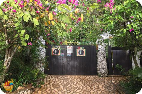 Tas Bob Marley jamaica las cascadas r 237 o dunn y la casa de bob marley