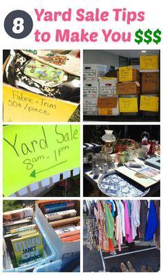 Garage Sale Money Box by Bring In The Big Bucks At Your Yard Sale Money Box Ware