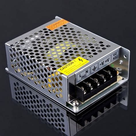 Murah Power Supply Switching 12v Led 5a 60w Garansi 1 Tahun Brilux 12v 5a 60w ac dc switch switching power supply driver for
