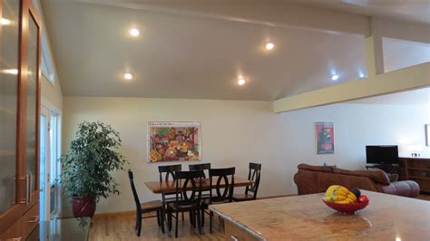 recess room dining room recessed lighting ideas alliancemv