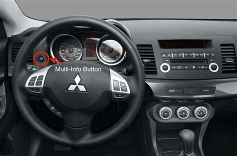 mitsubishi lancer sportback interior 2010 mitsubishi lancer interior www pixshark com
