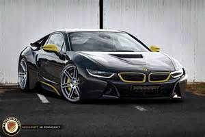 german tuner reveals a customized bmw i8 cars flow