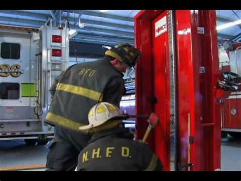 forcible entry inward swinging door friction force inward swinging door training youtube