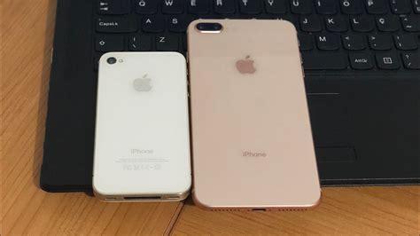 iphone 8 plus dourado e bonito vale a pena veja