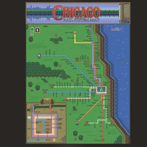 chicago map quiz best selling nintendo of all time ript apparel