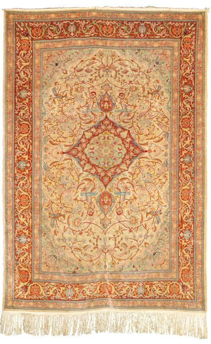 tappeti hereke genuine turkish hereke carpet catawiki