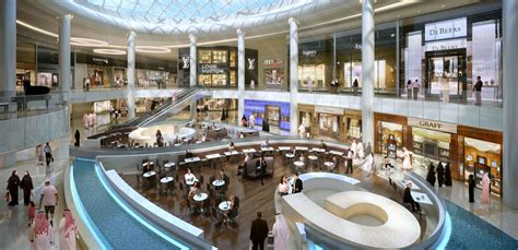 layout of yas mall abu dhabi shop by day relax by night international