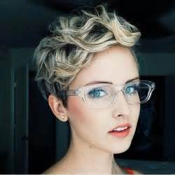 wavy pixie hair 18 easy short hairstyles with bangs popular haircuts