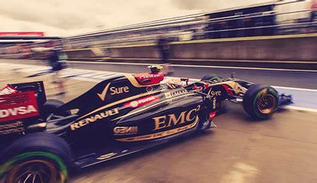 Emc Lotus F1 Lotus F1 Cloud Technology Partners Cloud Emc