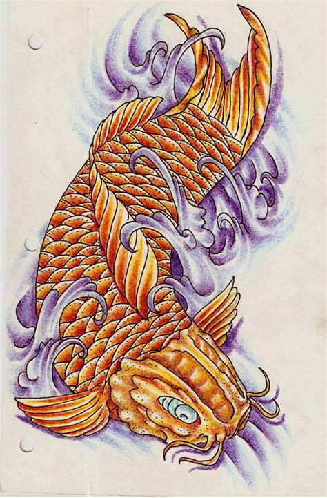 tattoo koi and dragon koi fish dragon tattoo koi fish iv by eltri dragon koi