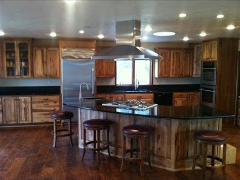 hickory cabinets with granite countertops hickory cabinets with granite countertops